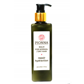 Бальзам для нормальных и сухих волос Pionna, 220 ml