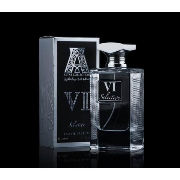 Selective 6 EAU de PARFUM by Attar Collection