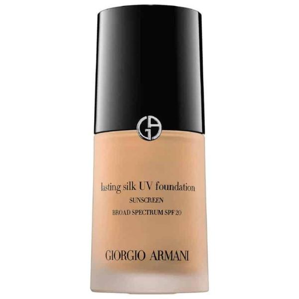 Giorgio Armani Lasting Silk UV Foundation SPF 20 — Стойкий тональный крем