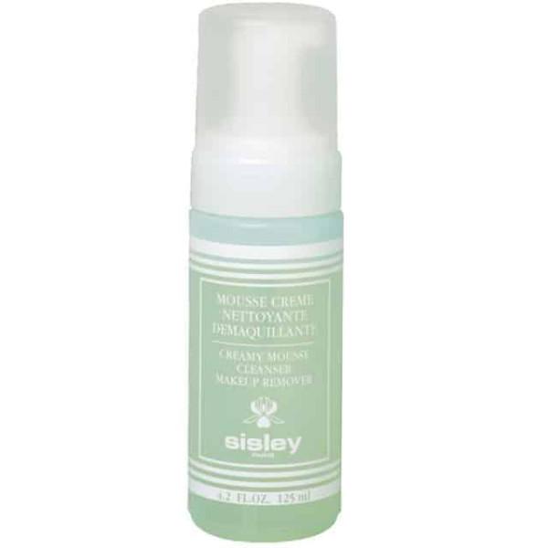 Sisley Creamy Mousse Cleanser & Makeup Remover, крем-мусс для снятия макияжа и очищения кожи