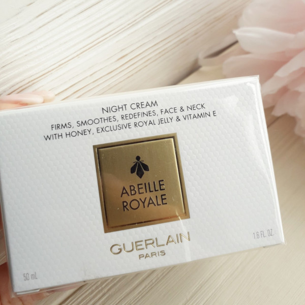 Guerlain Abeille Royale Ночной крем для лица