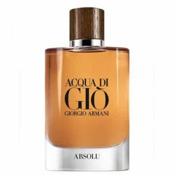 Armani Acqua di Gio Absolu Мужская парфюмированная вода