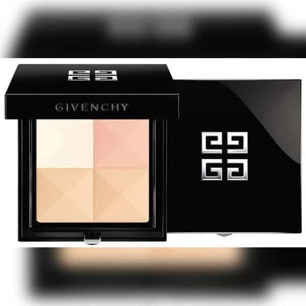 Givenchy Prisme Visage Silky Face Powder Quartet — Пудра компактная для лица