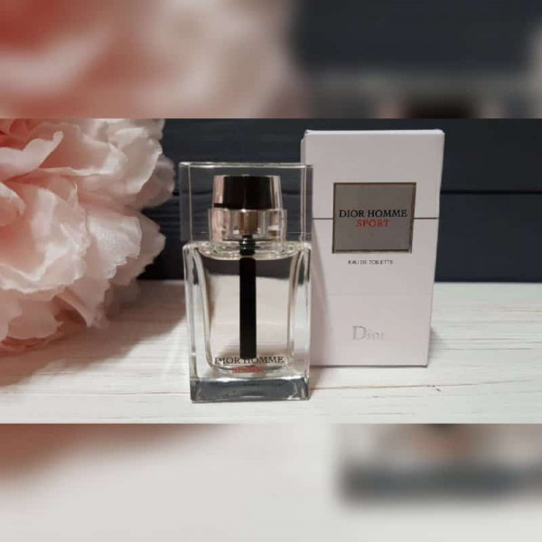 Миниатюра Dior Homme Sport 2017 10 мл