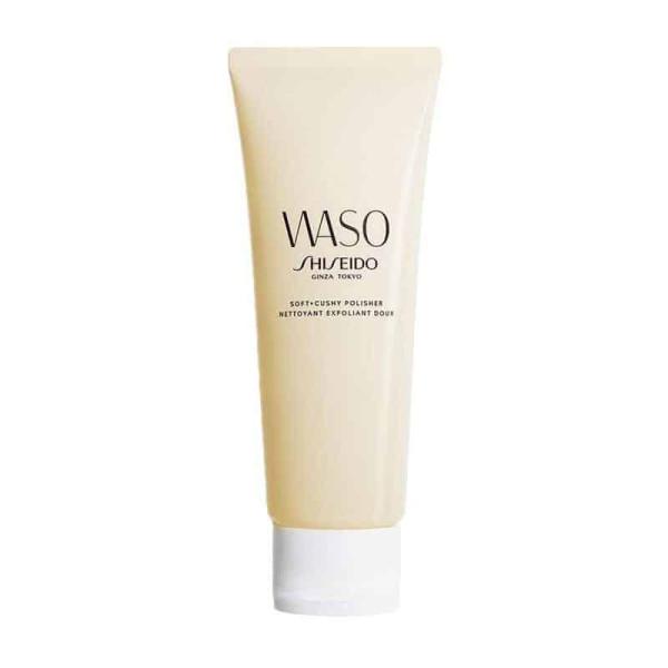 Shiseido Waso Soft and Cushy Polisher Эксфолиант для лица