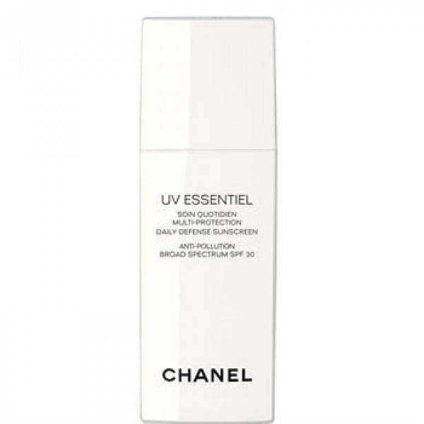 Chanel Essentiel spf 30 — 50 Солнцезащитная вуаль для лица (тестер)