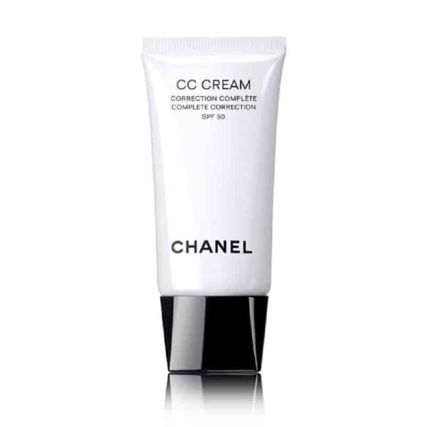 Chanel CC Cream Complete Correction SPF 50 — КОМПЛЕКСНАЯ КОРРЕКЦИЯ ЦВЕТА ЛИЦА И НЕСОВЕРШЕНСТВ КОЖИ (тестер)