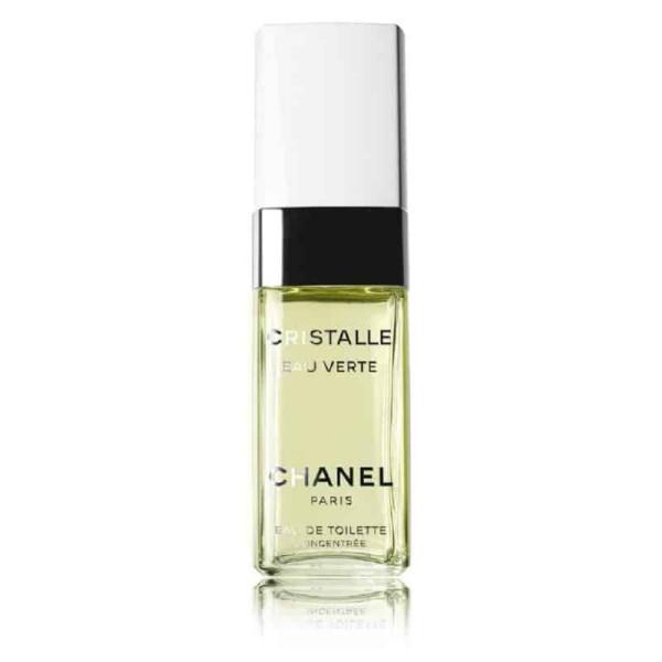 Chanel Cristalle eau Verte100ml Eau de Toilette concentree (тестер)