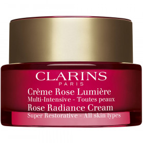 Clarins Multi Intensive Crème Rose Lumière All Skin Types Крем для сухой кожи лица
