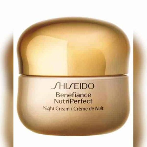 Shiseido Benefiance Nutriperfect Night Cream SPF 15 Интенсивный комплексный ночной антивозрастной крем