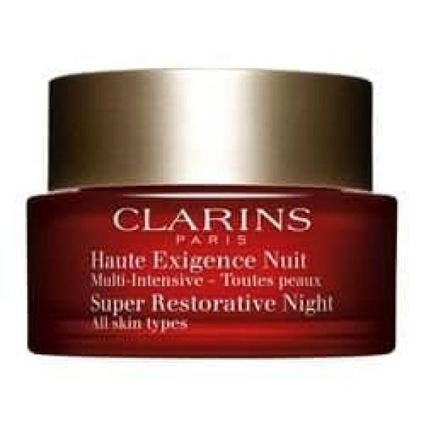 Clarins Multi-Intensive Восстанавливающий ночной крем