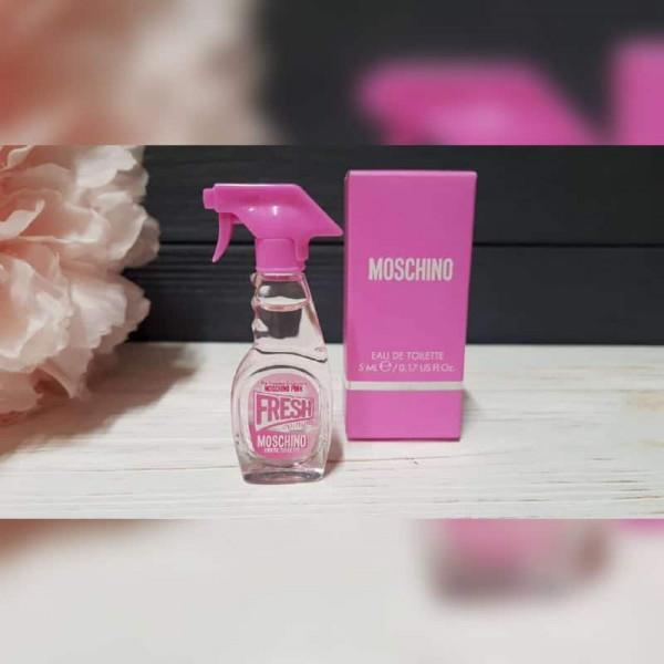 Миниатюра Moschino Pink Fresh Couture 5 мл