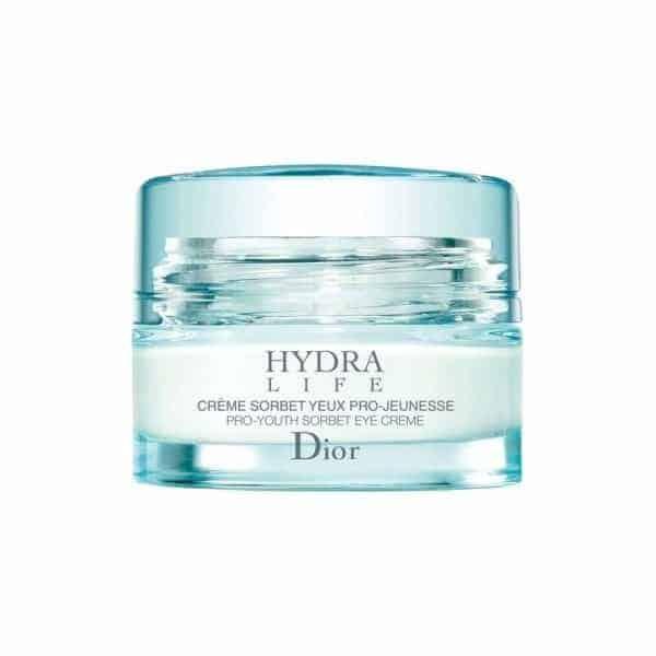Christian Dior Hydra life creme sorbet yeux pro-jeunesse Крем-сорбет для кожи век
