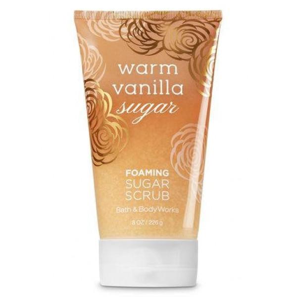 Bath & Body Works Warm Vanilla Sugar Пилинг с ванильным сахаром