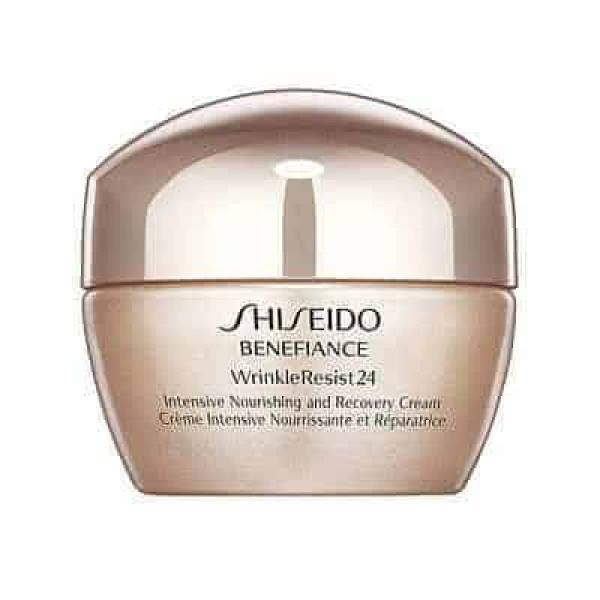 Shiseido Benefiance Intensive Nourishing and Recovery Cream Интенсивный питательный и восстанавливающий крем