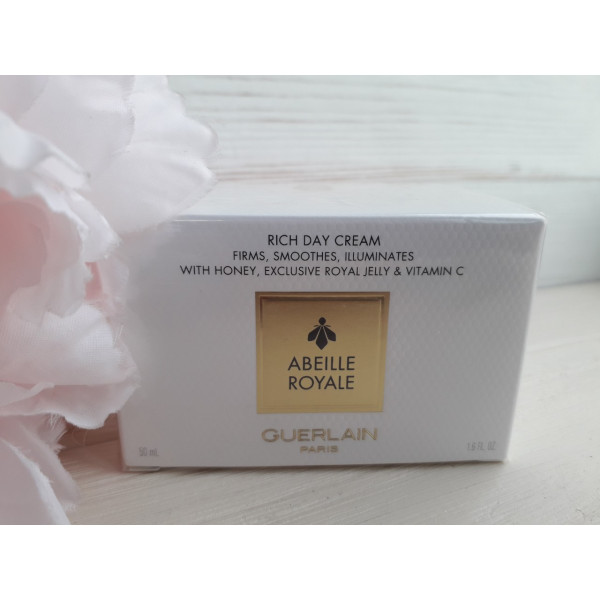 Guerlain Abeille Royale Day Cream Дневной крем для сухой кожи лица