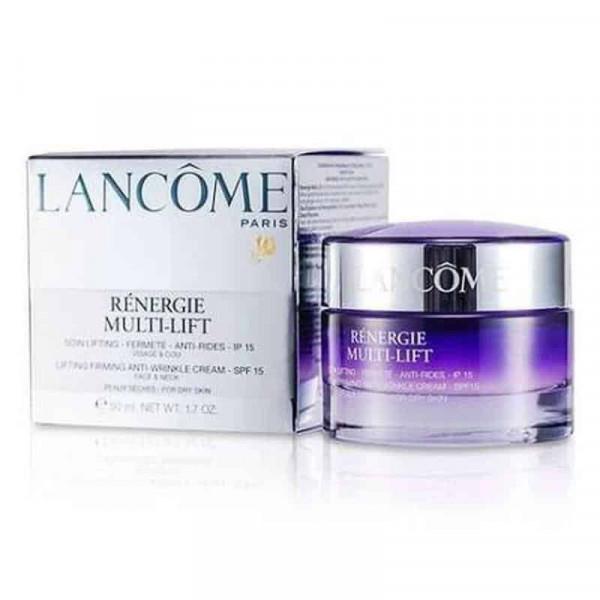 Lancome Renergie Multi-Lift Lifting Firming Anti-Wrinkle Cream SPF 15 Дневной лифтинг крем для лица