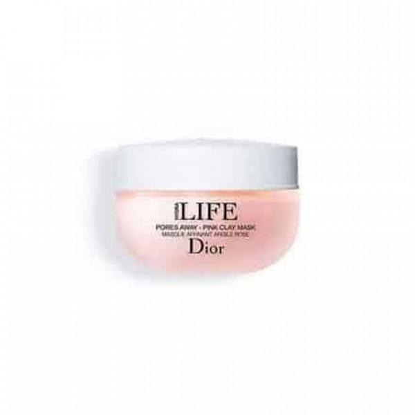 Dior Hydra Life Pore away — Pink clay mask — Кожа без расширенных пор — Маска из розовой глины