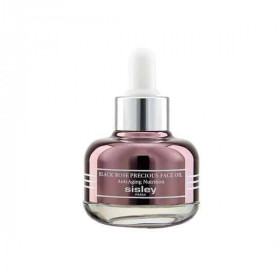 Sisley Black Rose Precious Face Oil, антивозрастное сухое масло для питания кожи лица