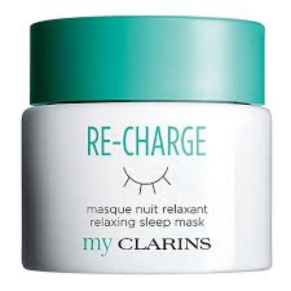 My Clarins Clarins Re-Charge Ночная маска для молодой кожи